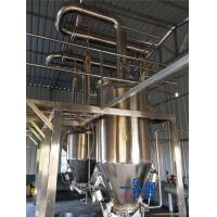 Buy cheap Dairy / Becerage Food Processing Equipment With CIP Cleaning Ball from wholesalers