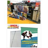 Buy cheap printer heads head digital fabric textile sublimation printer for banner from wholesalers