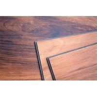 Buy cheap flame retardant long warranty UV coating embossed PVC click lock vinyl flooring planks product