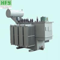 Buy cheap Pad Mounted Oil Immersed Electronic Power Transformer 1000KVA 11KV Small Size from wholesalers