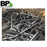 Buy cheap Galvanized square tubing are used for mounting Fabric Buildings from wholesalers