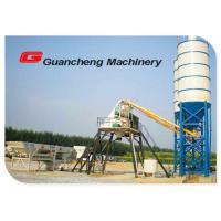 Buy cheap Commercial Concrete Production Concrete Batching Plant With Compact Structure from wholesalers