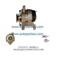 Buy cheap 63321013 63321060 - MARELLI Alternator 12V 55A Alternadores from Wholesalers