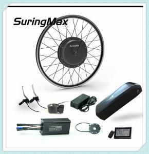 China Rear Motor Wheel Electric Bike Kit For Mountain Bike CE Certificate on sale