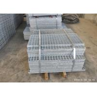 Buy cheap Hot Dipped Galvanized Heavy Duty Steel Grating for Structural Components and Metal Work product