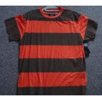Buy cheap Men's T-shirt ,Polyester / Cotton ,Breathable, Eco-Friendly from wholesalers