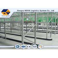 Buy cheap OEM Heavy Duty Steel Pallet Warehouse Racking Anti Corrosion For Synthesis Chemical Plant from wholesalers