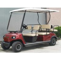 Buy cheap ELECTRIC 6 SEATER GOLF CART, REAR SEATS FOLDABLE, FOR CLUB,HOTEL, RESORT, PARK.ECT from wholesalers