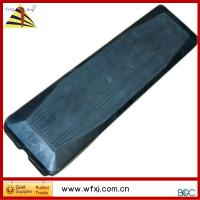 Buy cheap Mini excavator rubber track pad  Track shoe from wholesalers