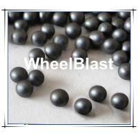 Buy cheap Blasting media cast steel shot from wholesalers