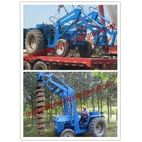 Buy cheap Earth Excavator/pile driver,Earth Drill/Deep drill/pile driver from wholesalers