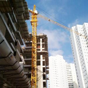 Buy cheap QTZ50 5010 Tower Crane Joystick Construction Equipment Tower Crane, Topkit Tower Crane product