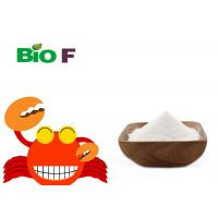 Buy cheap Organic Pure Natural Food Flavourings Chitin Powder From Shrimp / Crab from wholesalers