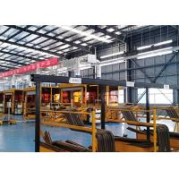 Buy cheap Customized Color Auto Robot Production Line For Bulldozer Beam And Tipping from wholesalers