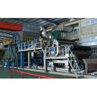 Buy cheap Toilet Paper Machinery Crescent Former Tissue Paper Machine for Making Machine from wholesalers