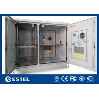 Buy cheap Telecommunication Base Station Cabinet , Outdoor Electrical Cabinets Two Bay ET1678140 from wholesalers