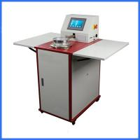 Buy cheap Automatic Air Permeability Fabric Textile Testing Equipment  ISO Standard from wholesalers