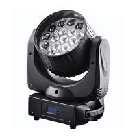 Buy cheap 90Ra 245w  LED Moving Head Light  / Wash LED Zoom Outdoor Stage Lighting Low Power Consumption from wholesalers