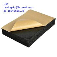 Buy cheap PE closed-cell foam material/NBR rubber foam sheets from wholesalers