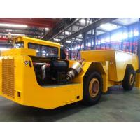 Buy cheap Underground Dump Truck 20 tons for large tunnelling and underground mining from wholesalers