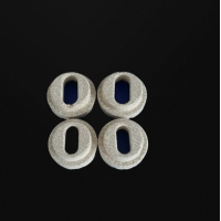 Buy cheap High-strength corrosion-resistant welded ceramic ring from wholesalers