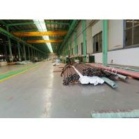 Buy cheap Ss Thin Wall Stainless Steel Pipe High Durability For Heat Exchanger from wholesalers