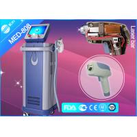 Buy cheap 2000 watt High Power Diode Laser Hair Removal Machines For Male from wholesalers