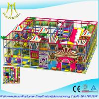 Buy cheap Hansel indoor playground equipement used commercial playground equipment sale children's indoor maze in guangzhou from wholesalers