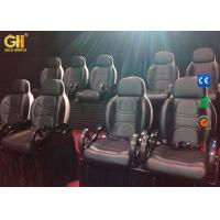 Buy cheap Comfortable Movie Theater Seats With Hydraulic Or Electric System product