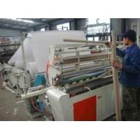 Buy cheap Semi-automatic Coreless Toilet Paper Rewinding & Perforating Machine from wholesalers