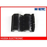 Buy cheap Weatherproof Fibre Optic Cable Splicing Closure 7/8 In Feeder Cable To Antenna Connector from wholesalers