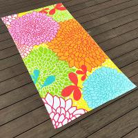 Buy cheap Rainbow Kids Colorful Beach Towels from wholesalers