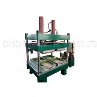 Buy cheap Auto Exhaust Rubber Tile Vulcanizing Press , Rubber Tiles Production Machines from wholesalers