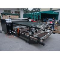 Buy cheap Textiles Roller Heat Sublimation Printing Equipment Power Saving from wholesalers