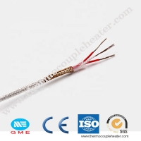 Buy cheap high quality 3 Wires RTD PT100 Thermocouples Sensor Extension Wire from wholesalers
