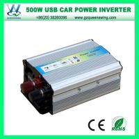 Buy cheap Portable 500W Car Power Inverter with USB Port (QW-500MUSB) from wholesalers