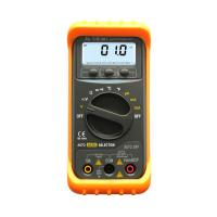 Buy cheap portable Auto Range Digital Multimeter manual ​Blue 320Ω - 32MΩ from wholesalers
