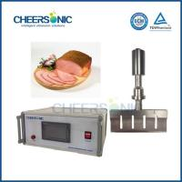 Buy cheap Hand Held Ultrasonic Food Cutting Machine For Cooked Meats Fish UFC255 from wholesalers