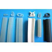 Buy cheap Custom Silicone Rubber Sealing Strips Oven Door Gasket , Durometer Shore 40-80A from wholesalers
