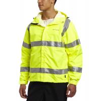 Buy cheap Safety Reflective Work Clothing Uniform , Custom Reflective Rain Suits from wholesalers