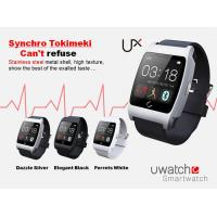 Buy cheap Waterproof Bluetooth Touch Screen Android Gps Smart Watch Sync Phone Remote Camera from wholesalers