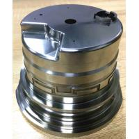 Buy cheap EDM Round Injection Molded Parts For Auto , Medical ± 0.01 mm Tolerance from wholesalers