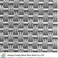 Buy cheap Stainless Steel Decorative Mesh Rope Pitch: 20mm from wholesalers