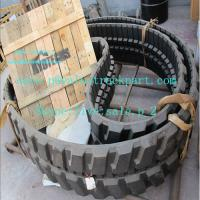 Buy cheap Undercarriage Parts Kubota Rubber Track for Combine Harvester from wholesalers
