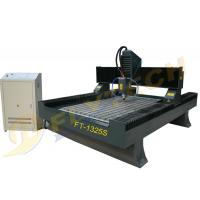 Buy cheap Best selling  4*8feet tombstone  engraving machine with spray nozzle from wholesalers