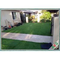 Buy cheap Anti - UV Healthy Natural Looking Artificial Grass Outdoor Carpet For Children from wholesalers