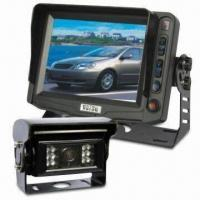 Buy cheap Garbage Truck Rear View System with Auto Shutter Camera from wholesalers