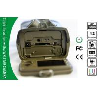 Buy cheap HD 12MP CMOS GSM GPRS MMS Wild Camera , IR-Cut Digital Scouting Camera from wholesalers