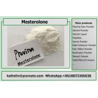 Buy cheap Steroid Powder Mesterolone / Proviron CAS 1424-00-6For Bodybuilding from wholesalers