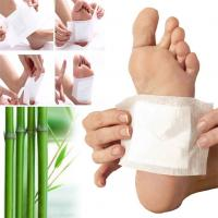 Buy cheap Bamboo vinegar Detox Foot Patch.detox foot patch with CE/ jun gong foot patch/ japanese foot patches from wholesalers